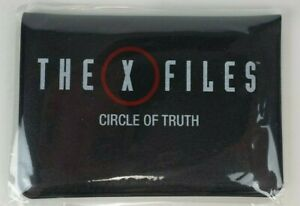 The X-Files Circle Of Truth Card Game/Badge Loot Crate Exclusive New Sealed