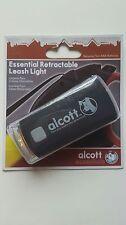 NEW ~ Alcott Essentials Retractable Pet Leash Light Black