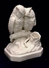 Original Daniel Chester French Match Making Parian Ware Porcelain Sculpture 1871