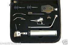 Ent Otoscopio / Oftalmoscopio Laringe Nasal de diagnóstico conjunto