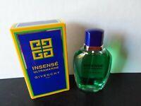 Insense ULTRAMARINE Givenchy For Men Edt Spray 1.7 oz / 50 ml Older Formula,Rare