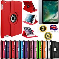 "360 Rotation Leather Smart Case Cover Stand New 2020 Apple iPad 10.2"" 7/ 8th Gen"