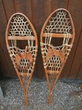"Great Snowshoes 42"" Long x 12"" Wide Decorative"