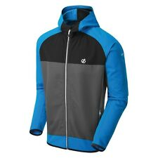 Mens Lightweight Softshell Jacket Hiking Sport Hoodie Outdoor Camping Work Aptil