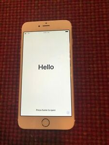 Apple iPhone 6 Plus 16GB Gold (Verizon) A1522 Refurbished Works Great! WOW!!