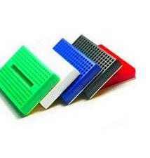5pcs 170 Tie-points Mini Solderless Prototype Breadboard for Arduino Shield