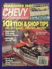 CHEVY HI PERFORMANCE - 101 TIPS - May 1998