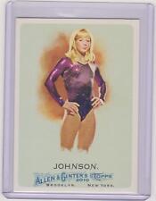 2010 ALLEN & GINTER SHAWN JOHNSON CARD #236 ~ GYMNASTICS ~ OLYMPICS ~ MULTIPLES