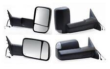2009 2010 2011 2012 Dodge Ram 1500 2500 3500 Passenger Side Heated Towing Mirror