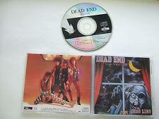 Dead End - Dead Line  CD  Japan  1st press  Metad-1 Major Record