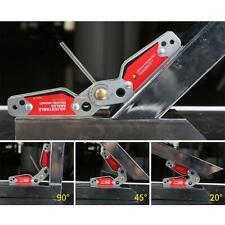 Adjustable Strong Welding 20-200° Corner Clamp Magnet Magnetic Holder Industrial