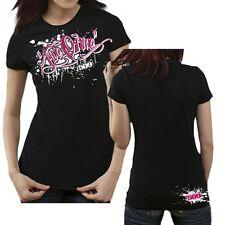 509  CLOTHING APPAREL  - GRAFFITI WOMENS T-SHIRT  EXTRA LARGE    #  509-17223