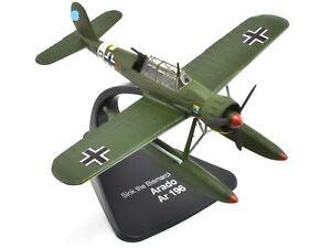 Arado Ar 196 Flugzeug Die Cast Fertigmodell Maßstab 1:72