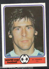 Monty Gum World Cup 1982 Football Card No 61 - Rio - France