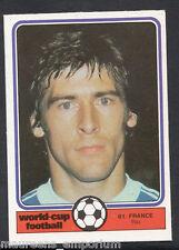 Monty Gum World Cup 1982 Football Card No 61 - Rio - France