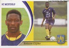 331 ELEJIKO NIGERIA VC.WESTERLO Waasland-Beveren STICKER FOOTBALL 2005 PANINI