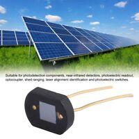 2DU3 Silicon Visible Light Detector Photocell Photoresistor Light Resistor