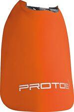 Nackenschutz orange für Protos integral Helm