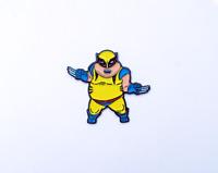 Enamel Pins Marvel X-Men Wolverine Fan Art