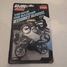 GI JOE ~ 1983 FUNSKOOL STREET HAWK ~ WITH MOTOR VIPER FACTORY SEALED ~  RARE ~