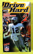 Drive Hard 2 ~ New VHS Movie ~ NFL Films Football Sealed Video ~ Packers