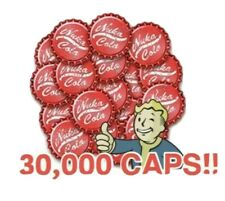 Fallout 76 - 30,000 (30K) Caps - Xbox One