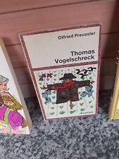 Thomas Vogelschreck, von Otfried Preussler, aus dem dtv Junior Verlag