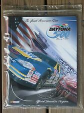 Vintage Mint Feb.,2002 Daytona 500 Race Program Ward Burton No. 22 Win