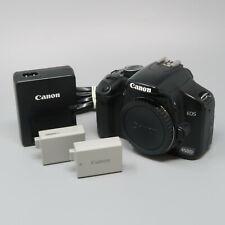 Canon EOS Rebel XSi 12.2MP Digital SLR Camera Body - 12K Clicks!