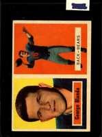 1957 TOPPS #31 GEORGE BLANDA EX+ BEARS HOF *SBA5737