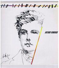 LP ARTHUR RIMBAUD LES ILLUMINATIONS LARRY MARTIN A.MOUSSEY LP+DOSSIER PRESSE