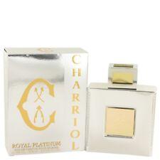 Charriol Royal Platinum Pour Homme 100ml Eau de Parfum Zerstäuber für Herren DE