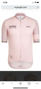 Rapha Fausti Coppi Flyweight Jersey - New W Tag-large - Pink. Collectibles