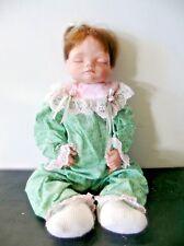 Vtg Ashton Drake 1989 My Princess First Michelle Baby Doll Joyce Wolf Porcelain