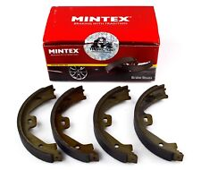 MINTEX REAR PARKING BRAKE SHOES SET FOR MG ROVER MFR522 (REAL IMAGE OF PART)