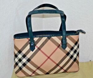 Burberry Tasche Nova Check Shopper Bag
