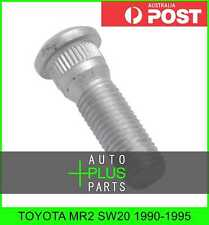 Fits TOYOTA MR2 SW20 1990-1995 - Wheel Hub Stud Lug