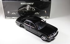 1:18 MINICHAMPS Bentley Arnage R Black Damaged