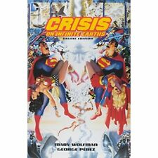 Crisis On Infinite Earths Deluxe Edition HC - Hardcover NEW George Perez (A 2015