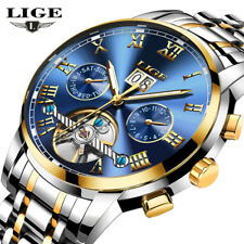 Reloj Relojes Relogio Regalos Para Hombre De Vestir Elegantes Dorados Men Marca