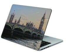 Universal Laptop Skin Notebook Netbook MacBook Aufkleber Sticker London