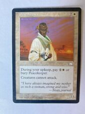 Magic The Gathering Peacekeeper Weatherlight LP