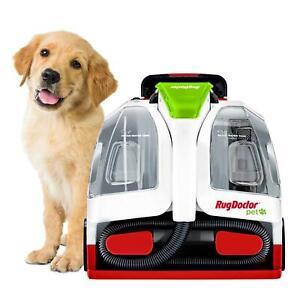 Rug Doctor Professional Grade Pet Portable Spot Carpet Cleaner