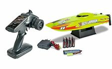 Carson 500108008 RC-Boot Micro Sea Warrior 100% RTR  +Neu+