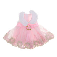 Handmade Princess Dress Girl Doll Clothes Sweet Suits for 14inch Girl Doll