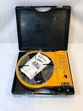 Thunder Range Cl-201 Butane Cook Stove New Yellow Vw Camper R/V