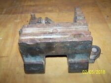 SICKLE MOWER BAR GUARD SECTION ANVIL TOOL