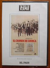 El crimen de Cuenca [DVD] EL PAÍS, Pilar Miró, Amparo Soler Leal ¡¡NUEVO!!