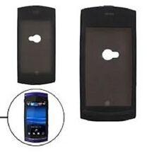 Sony Vivaz U5i Silicone Case (Black)