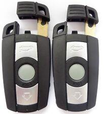 Auto Smartkey Gehäuse 3 Tasten HU92 für BMW 1er 3er 5er X3 X5 Z4  Comfortzugang
